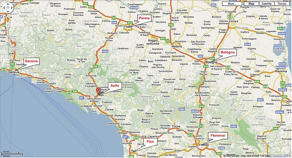 Best Car Hire In Tuscany